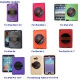"""Sehr heißer verkaufender drehender Tablette-Multifunktionskasten für iPad PRO9.7 """" /Air 2/Air/4/3/Mini"""