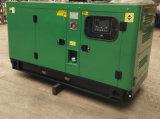 85kVA無声ディーゼル発電機のディーゼル機関の発電機防音のGenset