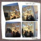 Neuester Entwurfs-moderner kreativer energiesparender hängende Lampen-Innenleuchter