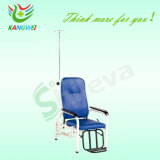 팔걸이 Slv-D4030를 가진 의학 가구 주입 의자