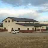 Prefabricated 가벼운 강철 구조물 가동 집