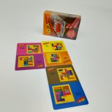 Neue verkaufende glückliche Drucken-IQ-Multifunktionskarten mit Zahl-Spiel Yh334