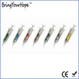 Médico de forma seringa Pen Drive USB (XH-USB-148)