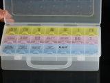 Contenitore di plastica di contenitore di memoria di alta qualità calda di vendita (Hsyy014)