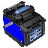 Splicer de emenda da fusão da máquina do equipamento ótico do cabo da fibra do alinhamento AV6471