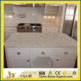 호랑이 피부 황색 화강암 또는 대리석 또는 석영 호텔을%s 돌 벤치 상단 (백색 까맣고 회색 또는 빨간 또는 분홍색 또는 브라운 또는 베이지색 또는 Green/G682/G654/G603/G664/Kitchen/Bathroom/Dining)