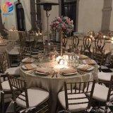 Neue Art-stapelnder Hochzeits-Großhandelsstuhl Hly-Cc035