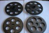 Engranaje de estímulo cilíndrico de la alta calidad de encargo por la metalurgia de polvo para el automóvil usar
