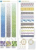 Mosaicos de vidro