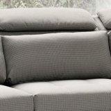 Sofa de tissu de modèle moderne de meubles de salle de séjour (G7605)
