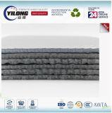 Matériau d'isolation thermique r3fléchissant de papier d'aluminium de bulle