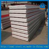 Цвет стальной изоляцией из пеноматериала в формате EPS Сэндвич панели для стен и крыши