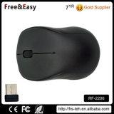 2.4GHz drahtlose optische Maus des Portable-3D