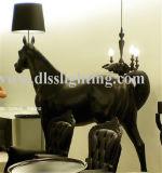 كبير أسود حصان حجر السّامة [فلوور لمب] في أمريكا شماليّة يجعل في الصين