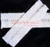 Calentar el material de aislamiento térmico de la cinta de fibra cerámica