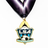 Medalha de Ouro do desporto hóquei com corda de promoções nos Sportstoy Roud Kids