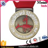 Custom Design Masonic 3D Gold Medal com liso