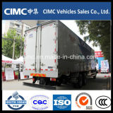 Isuzu Qingling VC46 6X4 corps d'aile chariot