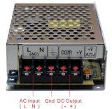 Fuente de alimentación de interior del modo LED de la conmutación 60W Eldv-12e60b