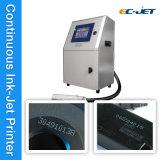 Impression d'étiquette de la machine de l'imprimante jet d'encre continu (EC-JET1000)