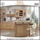 Liner Style Antique Furniture Cabinet de cuisine en bois avec Blum Handware