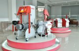 Sistema de alimentación de material plástico para la máquina de reciclaje de plástico