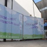 Drapeau perforé de frontière de sécurité de maille d'impression de la publicité extérieure