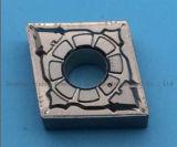 Garniture intérieure indexable en céramique de cermet d'Uncoating Cnmg avec la dureté élevée