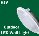 Luz ao ar livre de fundição da parede do diodo emissor de luz do corpo de alumínio