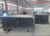 주문을 받아서 만들어진 주거 방호벽 또는 철 정원 담 /Metal 철 담 (공장)