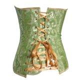 Латекса косточек Любовник-Красотки 12 женское бельё шнурка стального сексуальное и корсет Bustiers