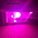 Planta de Jardín de luz LED de luz crecer 380-850nm 100W