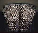 فندق مشروع مربّع رفاهية بلّوريّة سقف مصباح مع [كّك], [أول]