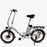 隠された電池Cmsdm-20Wが付いている20インチのアルミ合金の折るEバイク