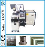 De Machine van het Lassen van de Laser van de Scanner van de Vezel van de hoge Efficiency voor Laser YAG