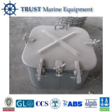 Coperchio d'acciaio del portello della barca per il fante di marina