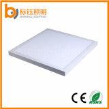 свет панели квадратного Dimmable потолка плоский СИД 30W 400X400mm для домашнего офиса