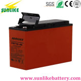 Batterie terminale d'accès principal d'énergie solaire de transmission pour les télécommunications 12V200ah