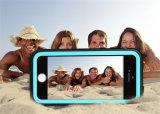 iPhone Seのための熱い販売の防水セルまたは携帯電話のケース