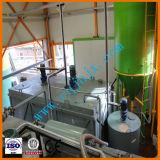Ningún equipo de la máquina de proceso del aceite de motor del negro de la contaminación para el reciclaje bajo del petróleo
