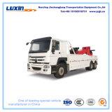 판매를 위한 인도에 있는 교통 사고 복구 트럭 차량