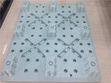 Пластичный паллет груза впрыски/может паллет нагрузки 1-1.5tons пластичный/изготовленный на заказ пластичный паллет/очень паллет/долгое время низкой стоимости Using поднос нагрузки паллета/груза