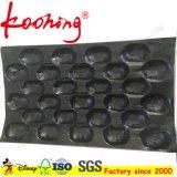 29 * 49 Bandeja de empaquetado fresca negra del tomate PP / PVC de la alta calidad