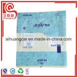 La bolsa de plástico de empaquetado modificada para requisitos particulares del regalo del sellado caliente