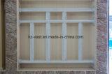 Balustrade en acier galvanisée décorative de haute qualité 38 de balcon d'alliage d'aluminium de Haohan