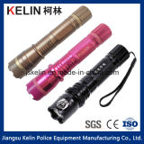 LED-Taschenlampe Elektroschocker (1101) Geben Sie für die Selbstverteidigung