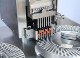 Машина завалки капсулы вертикального замка миниая Semi автоматическая