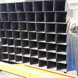 ASTM A500 Gr.は黒い正方形管突き出た