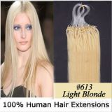 "16 ""-26"" Micro Loop 6A Quality Straight 100% Remi Hair Extension"