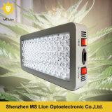 Zwei Schalter 300W LED wachsen für Veg Blüte hell